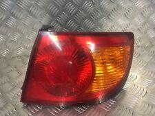 Hyundai Elantra 2003 Driver Rear Light Lamp O/s/r