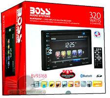 BOSS BV9376B Touchscreen Bluetooth DVD/CD/MP3/FM/USB CAR STEREO BV9376B Radio