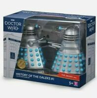 Doctor Who History Of The Daleks Figure Set #1 -  Brand New Free Shipping