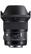 Sigma Canon 24 mm 1:1,4 DG HSM (A) ART - Objektiv für alle Canon DSLR **NEU**