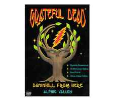 GRATEFUL DEAD Downhill From Here NTSC DVD 1997 012233198324