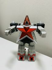 MMPR Power Rangers Deluxe Super Zeo Megazord Part: Red Star Zord 1996 Bandai