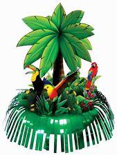 Amscan International Centrepiece Fringe Palm Tree Hawaiian
