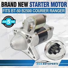Starter Motor for Ford Courier Ranger for Mazda Bravo T50 WL WL-T 2.5 3.0 Diesel