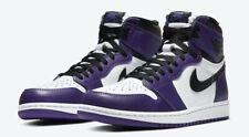 Nike Air Jordan 1 Retro High OG - Court Purple  UK3.5 / US4 (Men's Pair, NOT GS)