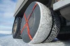 Autosock AL79 Snow Sock Set Peterbilt Kenworth Freightliner Volvo Trailers