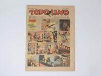 TOPOLINO GIORNALE ORIGINALE  N° 731 ANNO 19/02/1949  [H06-128]