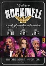 NEW Rockwell - A Night of Legendary Collaborations (DVD)