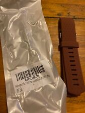 Wishesport For Fitbit Charge 2 Bands: Diamond Print: Coffee Color