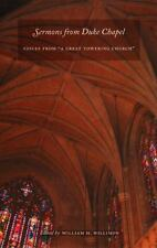 """Sermons from Duke Chapel: Voices from """"A Great Towering Church"""" (2005)"""