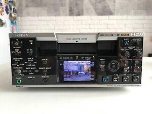 Sony HVR-M25E PAL/NTSC HDV DVCAM DV Digital Video Player Recorder HDMI out