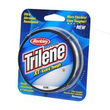 Berkley Trilene Fishing Line XT 6lb Test Clear 330yd Filler Spool NEW XTFS6-15