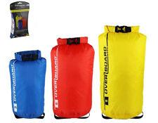 Overboard Dry Bag Confezione Multipla Divisore Set 3 L + 6 L + 8 L