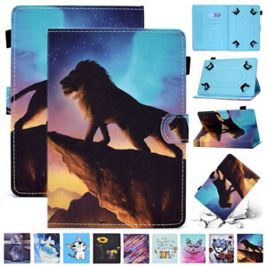 """Universal Leather Kids Case Cover For Samsung Galaxy Tab 7 8.0"""" 9.7"""" 10.1"""" 10.5"""""""