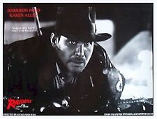 INDIANA JONES MOVIE POSTER ~ RAIDERS OF LOST ARK SNAKES 22x29 Harrison Ford