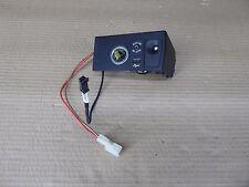 BMW 84109237653 F01 F02 F04 USB AUX INPUT SOCKET W/ LED OEM 750LI 740LI 760I B7
