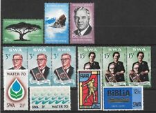 South West Africa 1967 to 1970 sets complete unhinged mint