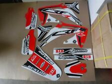 FLU PTS3 PRO TEAM GRAPHICS  HONDA CRF450R CRF450   2002  2003 2004