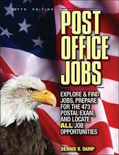Post Office Jobs: How to Get a Job with the U.S. Postal Service-ExLibrary