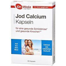 IODIO capsule di calcio Dr.Wolz 60 pz. PZN7373394