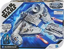 Star Wars Mission Fleet Han Solo Millennium Falcon 2.5-Inch-Scale IN HAND