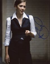 MAGGIE GYLLENHAAL In-person Signed Photo - The Dark Night