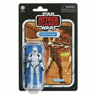 Clone Trooper 3.75 Action Figure Star Wars Vintage Collection Hasbro