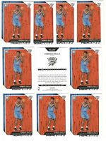 x293 HAMIDOU DIALLO 2018-19 Hoops & Donruss Rookie Card RC lot/set Thunder deals