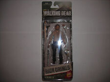 MCFARLANE THE WALKING DEAD RICK GRIMES SERIES 6 RARE IN HAND LOOK