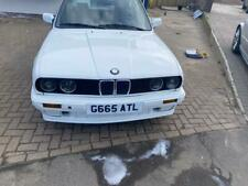 BMW 1989 E30 3 Series Alpina White