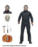 "Halloween 2 (1981) - 7"" Scale Action Figure - Ultimate Michael Myers - NECA"
