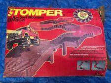 Vintage 1982 Schaper Stomper 4x4 Devil Mountain Wild Track Set w/Truck Works