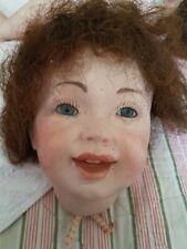 Doll bisque Tête seule :  reproduction de S F B J Moule 236     Taille 12