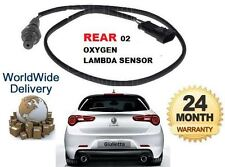 FOR ALFA ROMEO GIULIETTA 1.8 TURBO 2010-> REAR 02 OXYGEN LAMBDA SENSOR PROBE