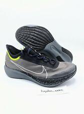 Nike Zoom Fly 3 Premium Running Shoes Black Obsidian Volt Men Size 12 BV7759-001