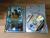 The Lord of the Rings: The Two Towers (Sony PlayStation 2, 2002)