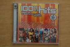 100% Hits 2001 - NSYNC, Daft Punk, Paulmac    (C213)