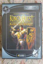 King's Quest VIII - Maske der Ewigkeit (PC, 1998, DVD-Box)