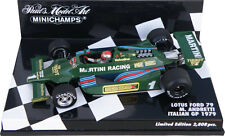 Minichamps Lotus Ford 79 'Martini' Italian GP 1979 - Mario Andretti 1/43 Scale