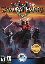 Ultima Online Samurai Empire - Brand New and Sealed - DVD-Box - PC-MMORPG