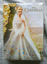 CINDERELLA DELUXE DOLL: WEDDING DAY (DISNEY, MUÑECA CENICIENTA, DIA BODA). BNIB!