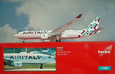 Herpa Wings 1:500 Airbus A330-200 AIR ITALY  EI-GFX  532624  Modellairport500