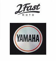 2FastMoto Yamaha Front Disc Brake Caliper Emblem Badge Logo RD TX XS TZ NEW
