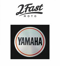 2FastMoto Yamaha Front Disc Brake Caliper Emblem Badge Logo RD TX XS TZ NEW