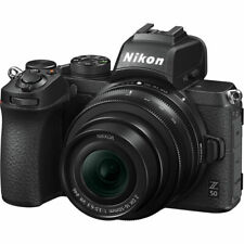Nikon Z 50 Mirrorless Digital Camera with 16-50mm Lens *USA AUTHORIZED DEALER*
