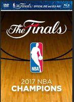 2016-17 NBA Champions [New DVD] With Blu-Ray