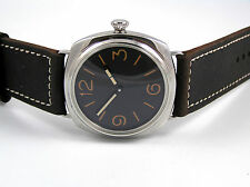 RADIOMIR PAM HOMAGE WATCH 6497 HAND WINDING MOVEMENT QUALITY LEATHER STRAP