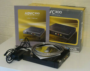 Canopus / Grass Valley ADVC-300 - Pro-quality Analogue/Digital Video Converter