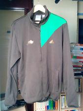 Occasion rare veste Adidas marron/vert M