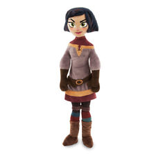 """Disney Authentic Tangled The Animated Series Cassandra Plush Toy Doll 19"""""""
